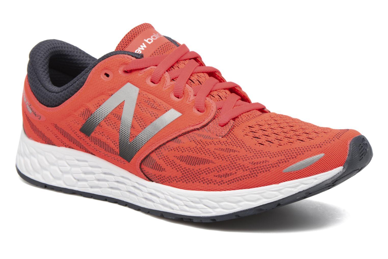 Chaussures de sport New Balance MZANT Orange vue détail/paire