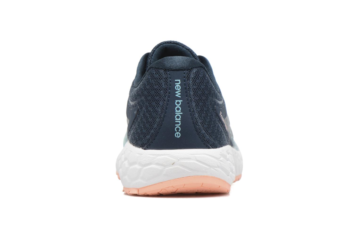 Sport shoes New Balance WBORA Blue view from the right