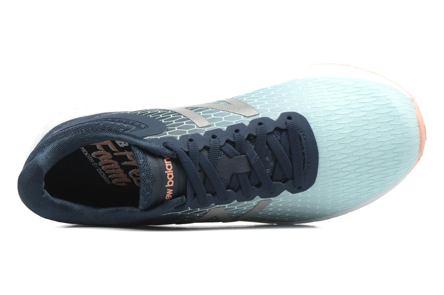 Sport shoes New Balance WBORA Blue view from the left