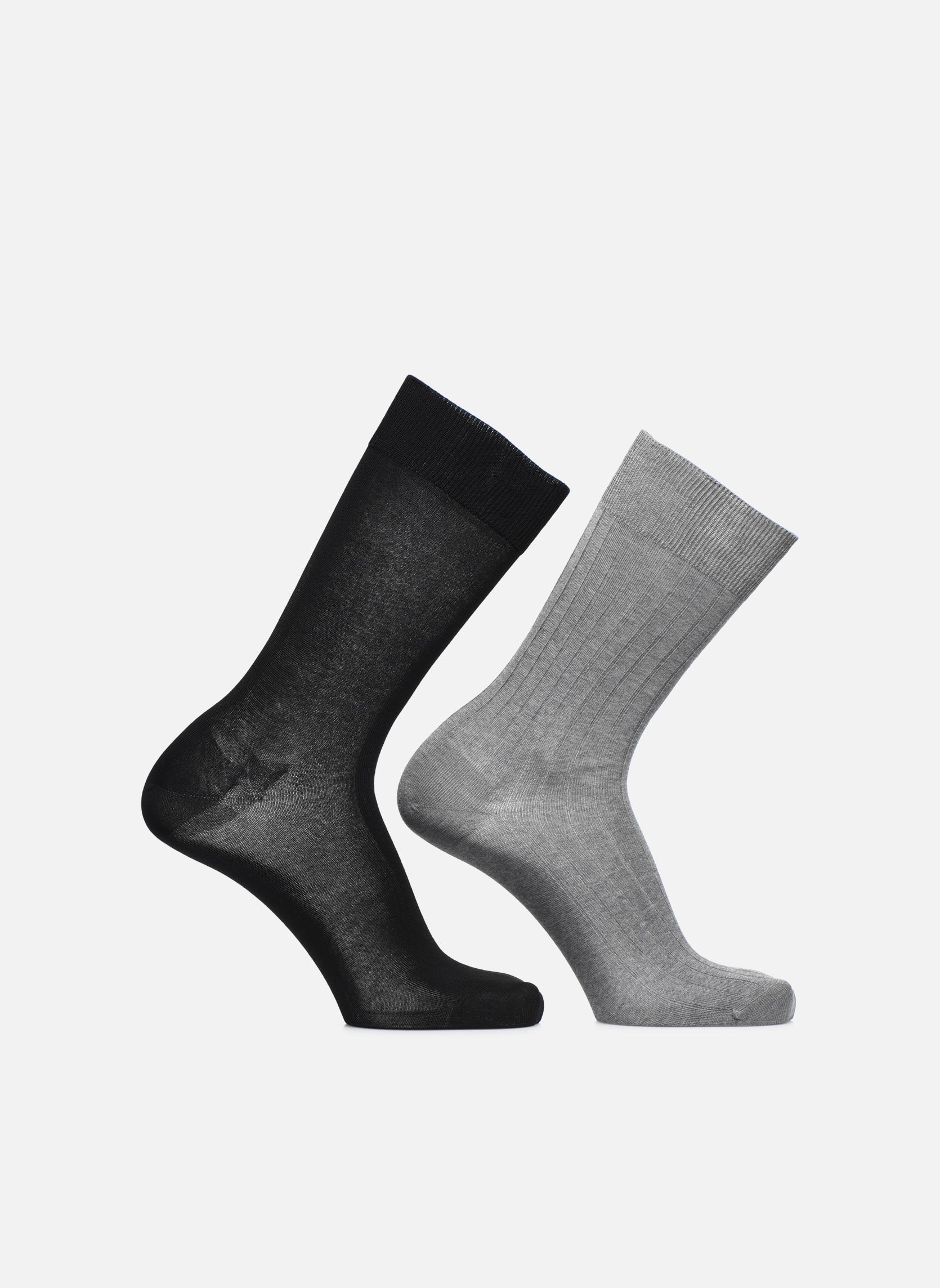 Socken fils d'écosse 2er-Pack
