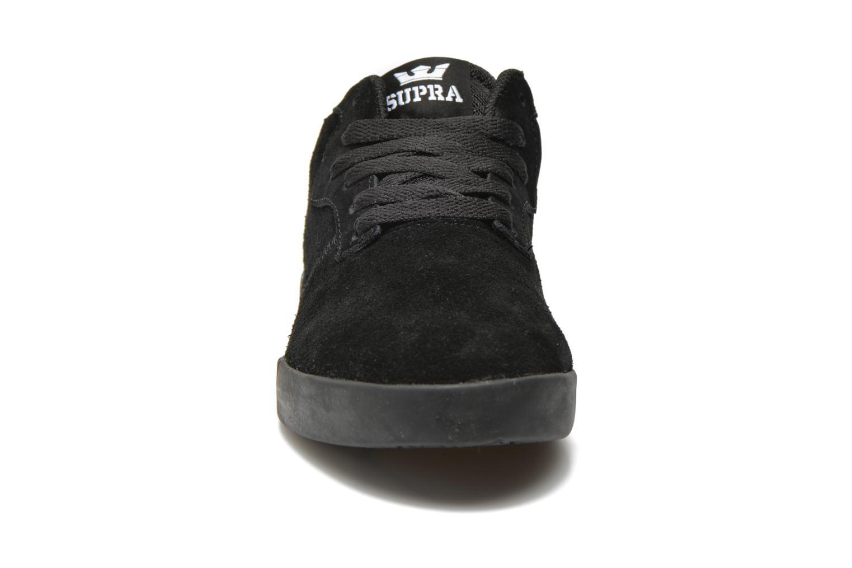 Sneaker Supra Quattro schwarz schuhe getragen