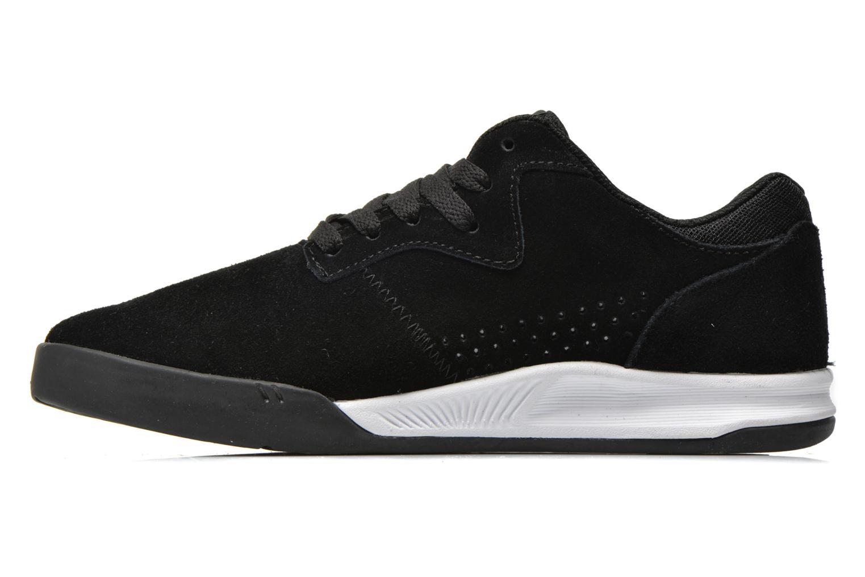 Sneaker Supra Quattro schwarz ansicht von vorne