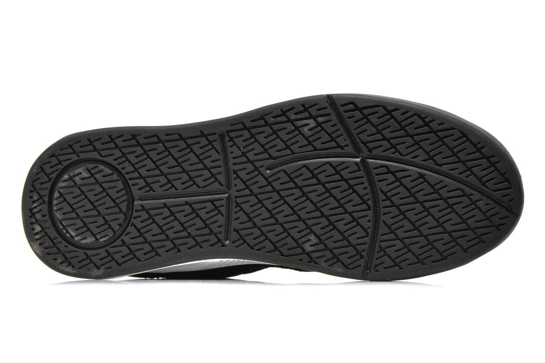 Sneaker Supra Quattro schwarz ansicht von oben