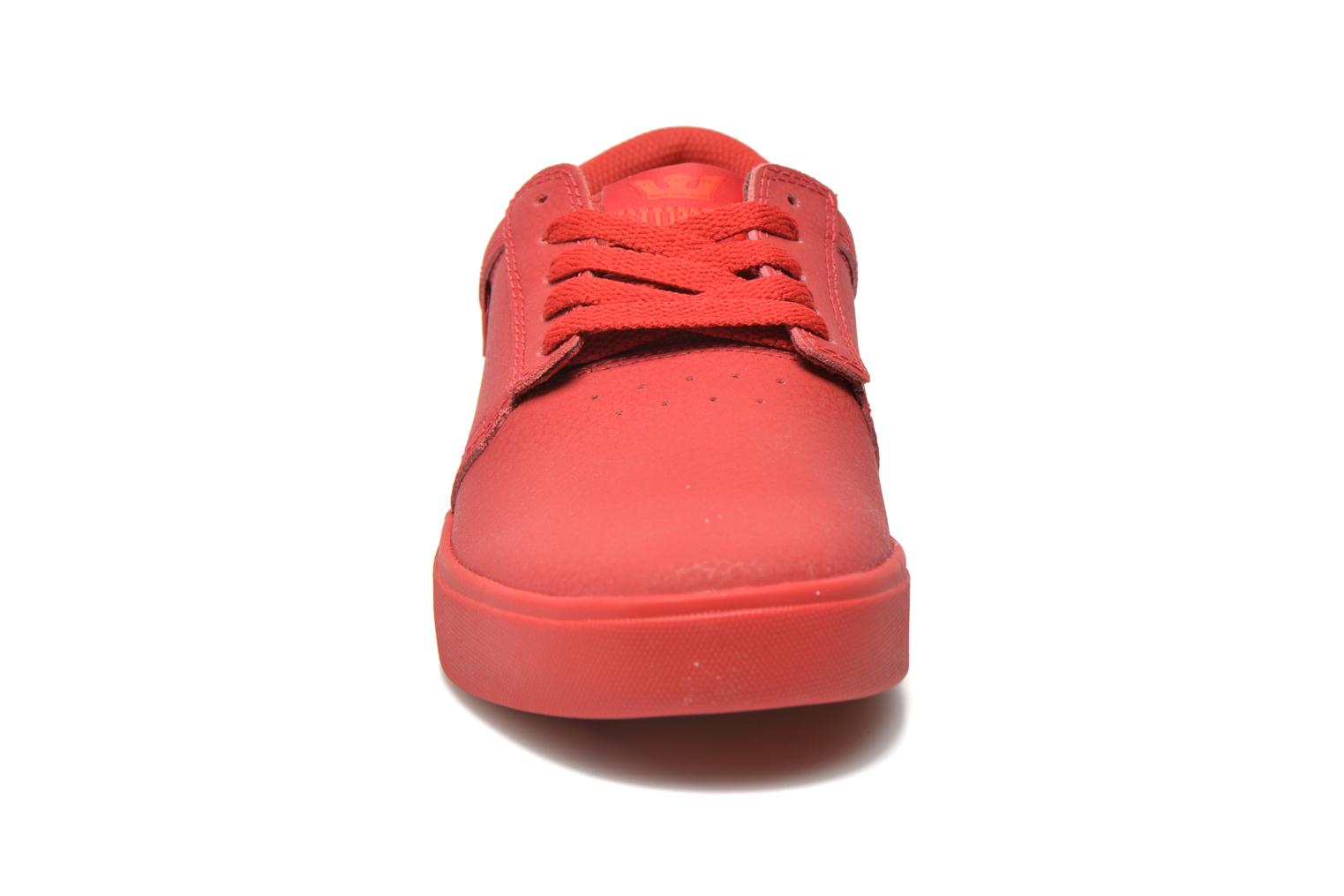 Sport shoes Supra Hammer Red model view