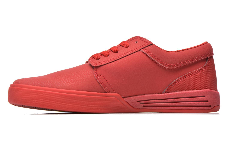 Sportschoenen Supra Hammer Rood voorkant