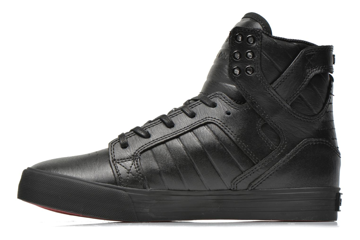 Trainers Supra Skytop Classics Black front view