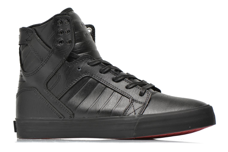 Sneaker Supra Skytop Classics schwarz ansicht von hinten