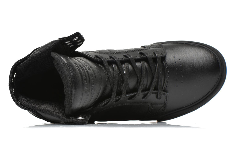 Sneaker Supra Skytop Classics schwarz ansicht von links