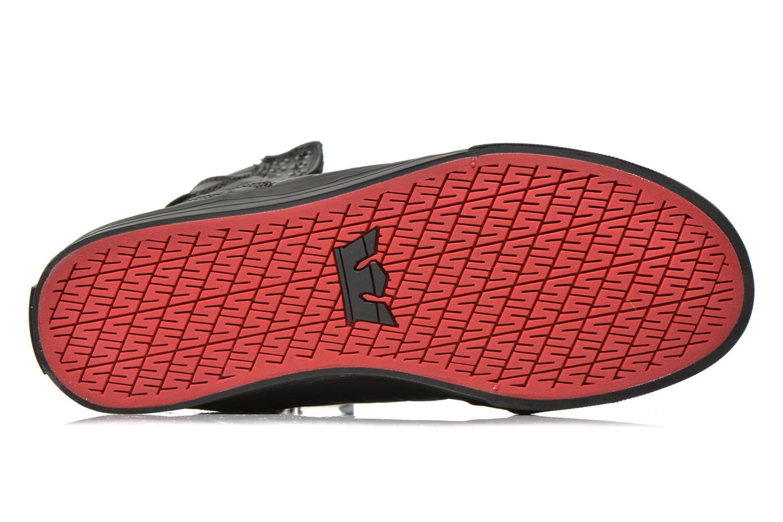 Sneaker Supra Skytop Classics schwarz ansicht von oben
