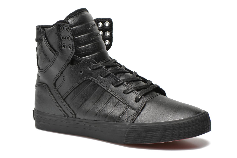 Baskets Supra Skytop Classics Noir vue détail/paire