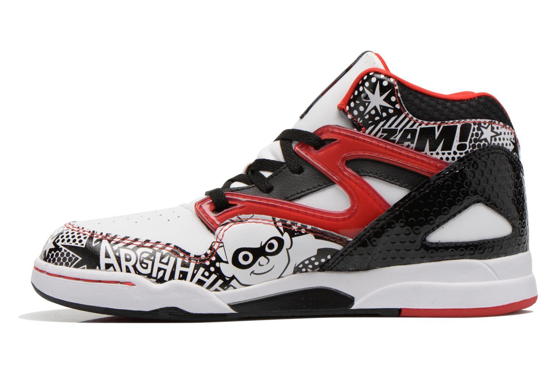 Sneakers Reebok Pixar Pump Omni Jr Wit voorkant