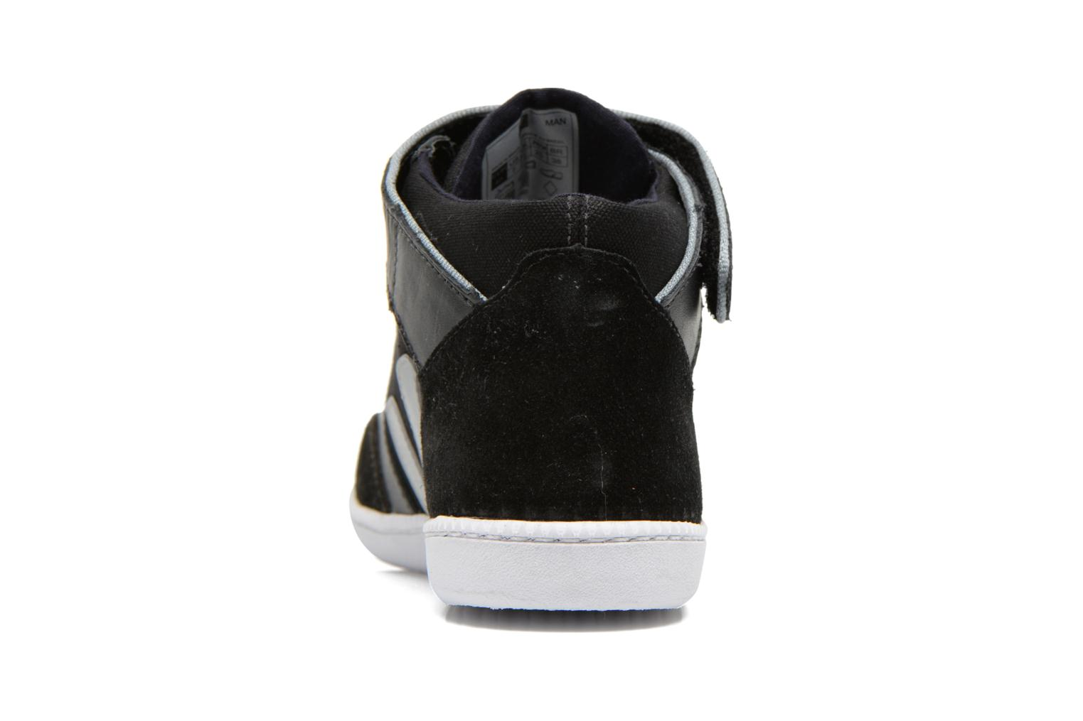 Trainers Veja Felicite Black view from the right
