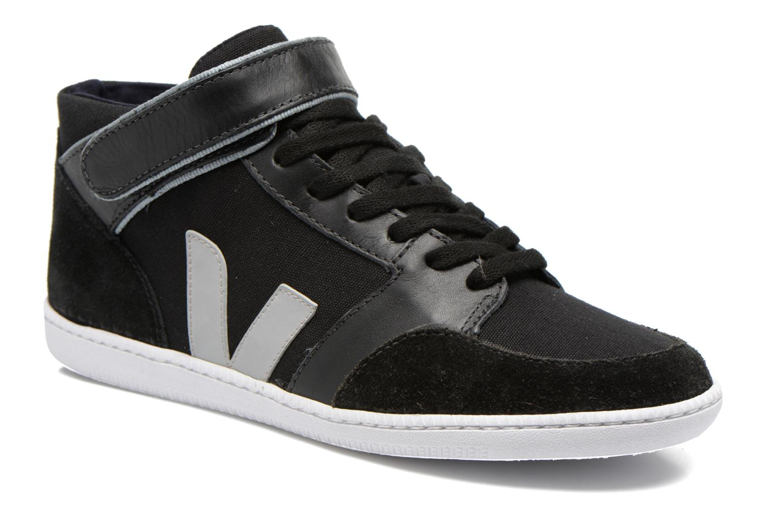 Trainers Veja Felicite Black detailed view/ Pair view