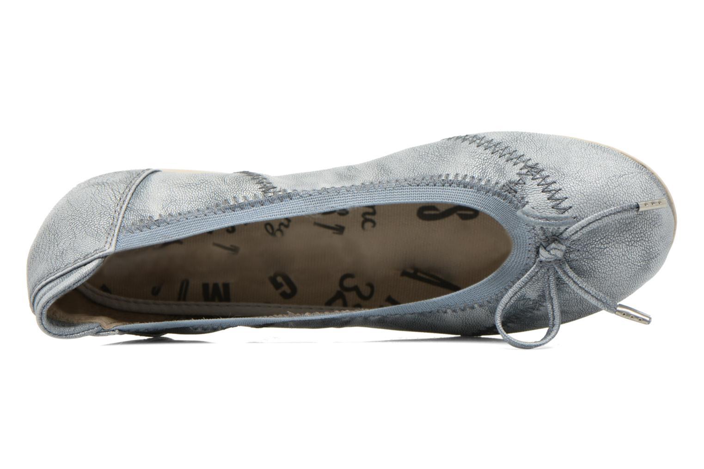 Ballerina's Mustang shoes Leah Blauw links
