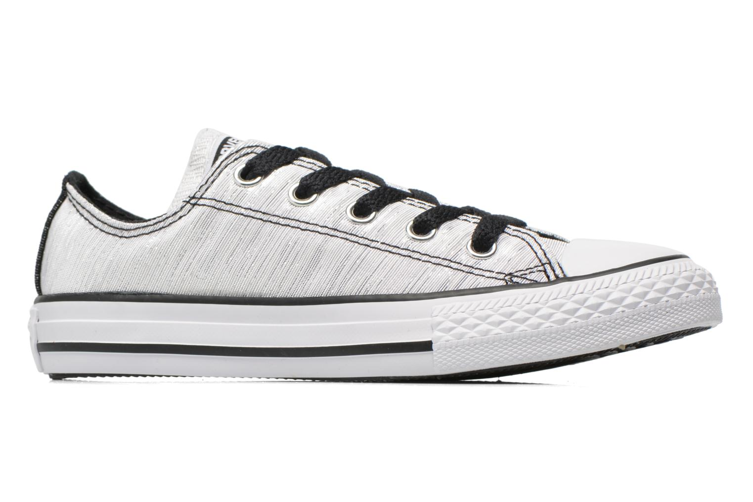 Sneakers Converse Chuck Taylor All Star Ox Hvid se bagfra