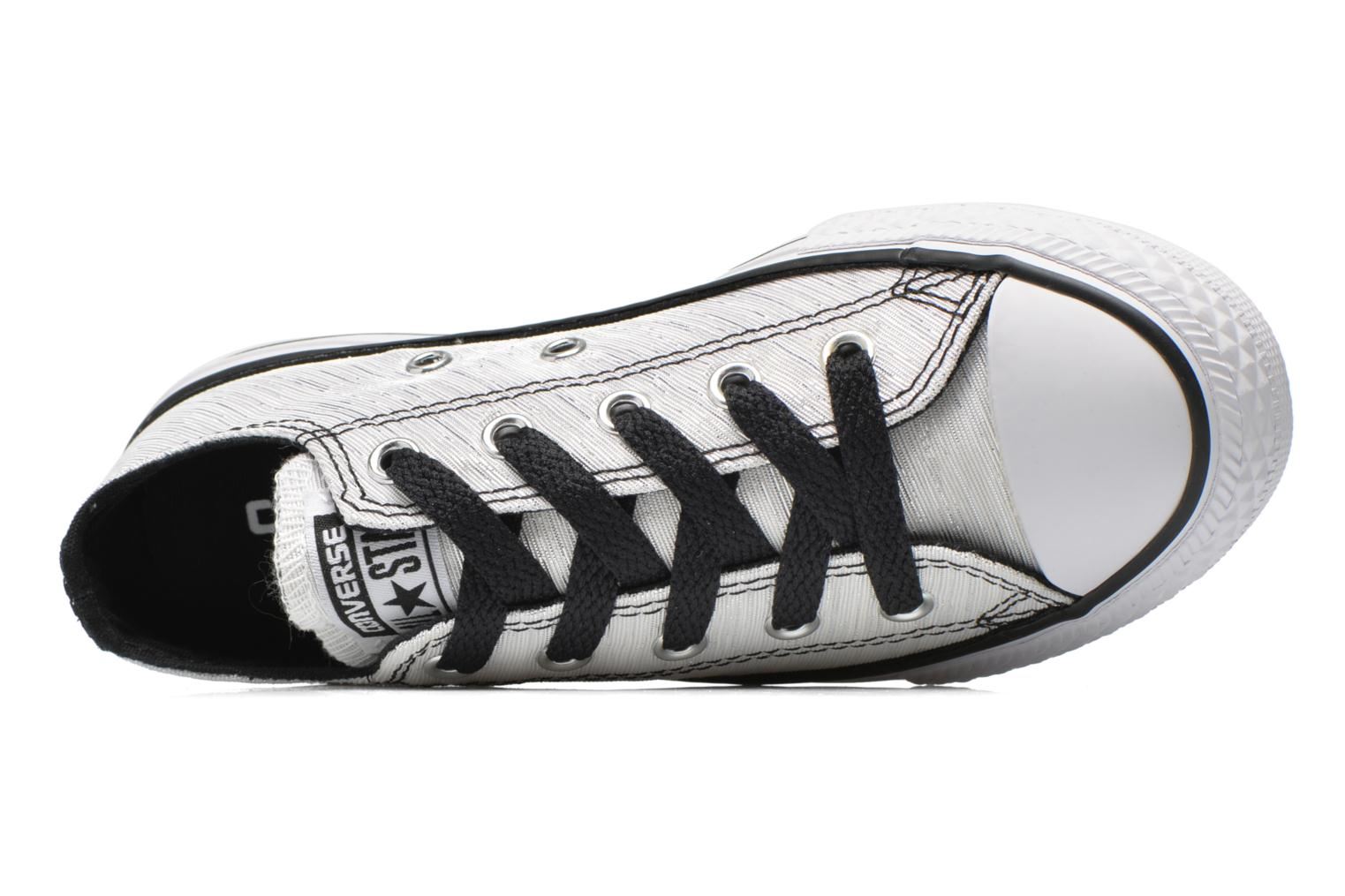 Sneakers Converse Chuck Taylor All Star Ox Hvid se fra venstre