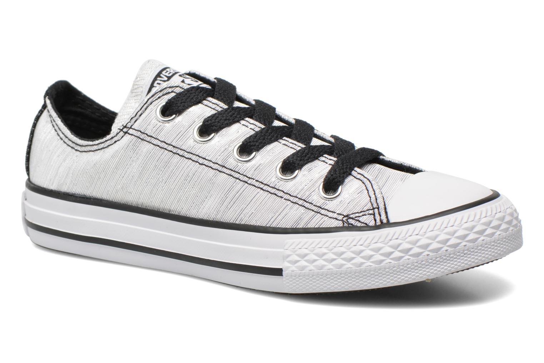 Sneakers Converse Chuck Taylor All Star Ox Vit detaljerad bild på paret