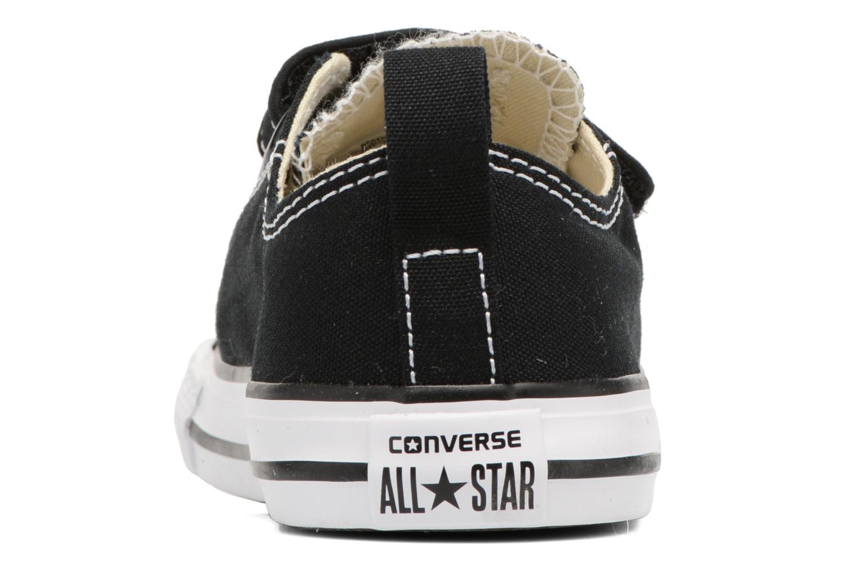 Baskets Converse Chuck Taylor All Star 2V Ox Noir vue droite