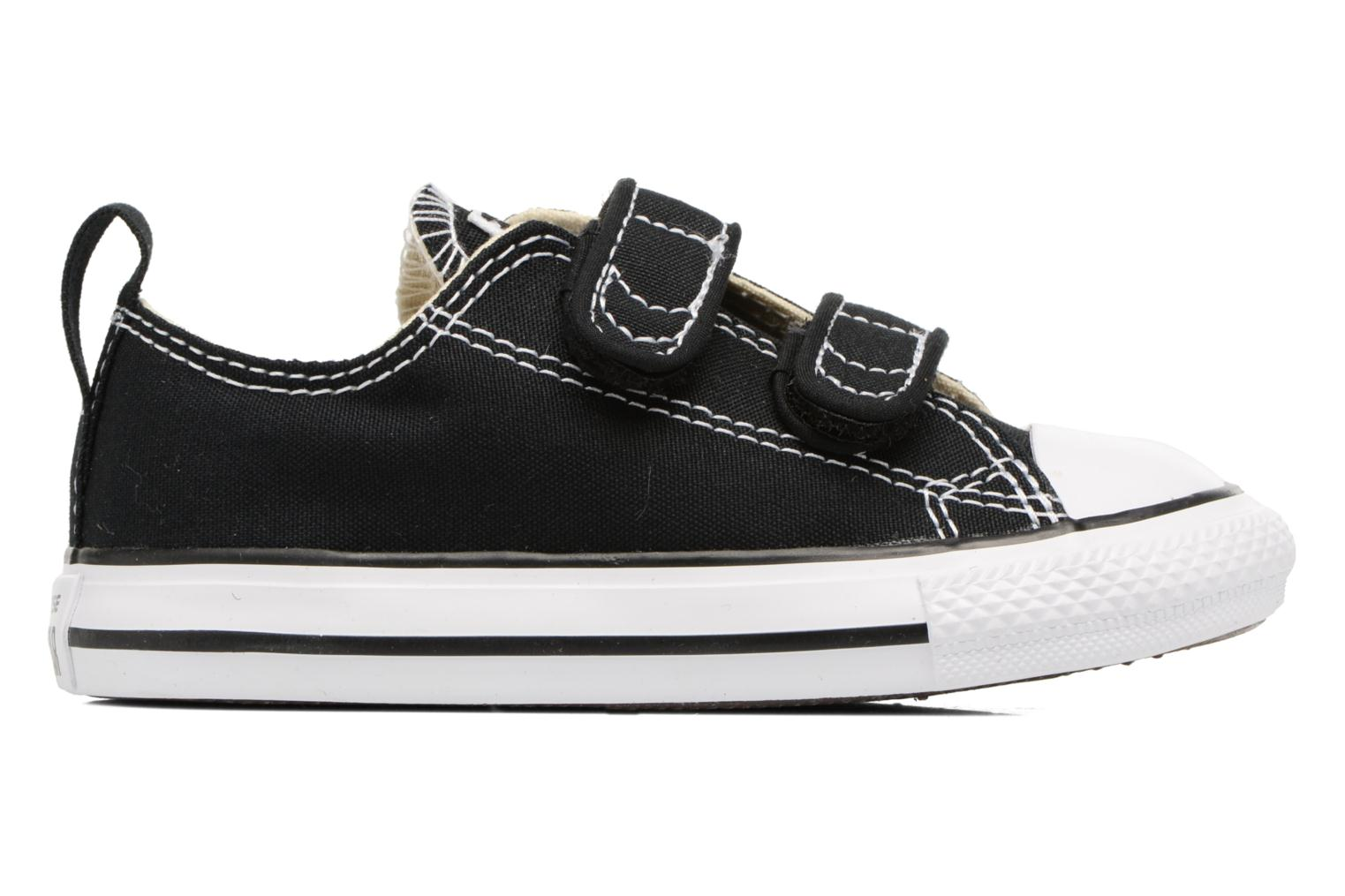 Trainers Converse Chuck Taylor All Star 2V Ox Black back view