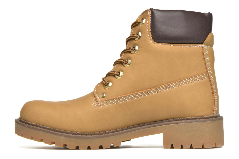 Stiefeletten & Boots I Love Shoes THODILLOT beige ansicht von vorne
