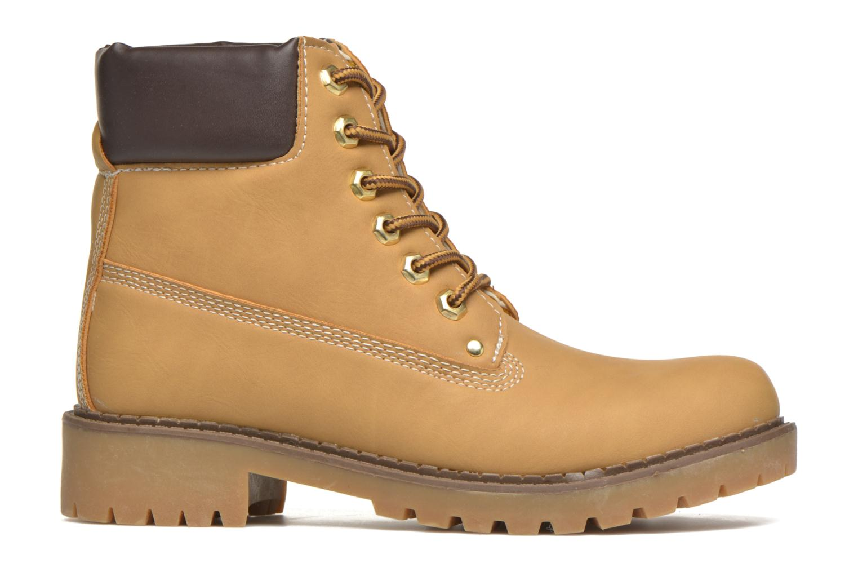 Bottines et boots I Love Shoes THODILLOT Beige vue derrière