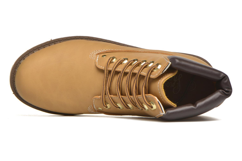 Stiefeletten & Boots I Love Shoes THODILLOT beige ansicht von links