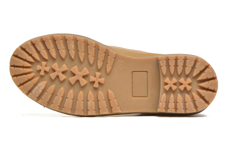 Stiefeletten & Boots I Love Shoes THODILLOT beige ansicht von oben