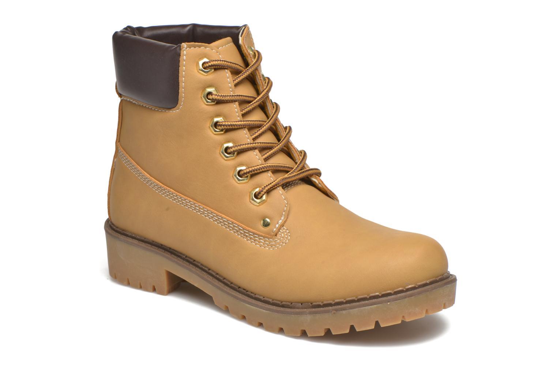 Stiefeletten & Boots I Love Shoes THODILLOT beige detaillierte ansicht/modell
