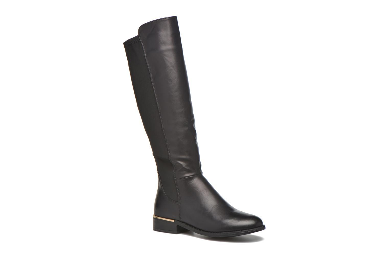 Marques Chaussure femme I Love Shoes femme THIAN black s124-/GOLD