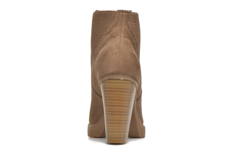 Stivaletti e tronchetti I Love Shoes THASSE Marrone immagine destra
