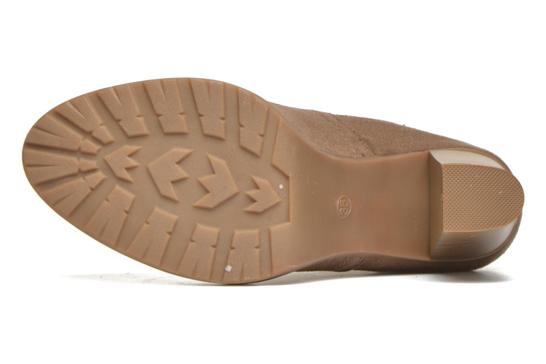 Stiefeletten & Boots I Love Shoes THASSE braun ansicht von oben