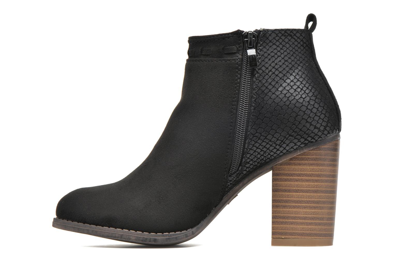 Botines  I Love Shoes THANSE Negro vista de frente