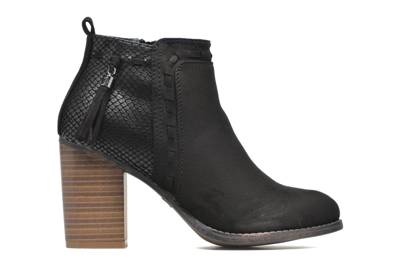 Botines  I Love Shoes THANSE Negro vistra trasera