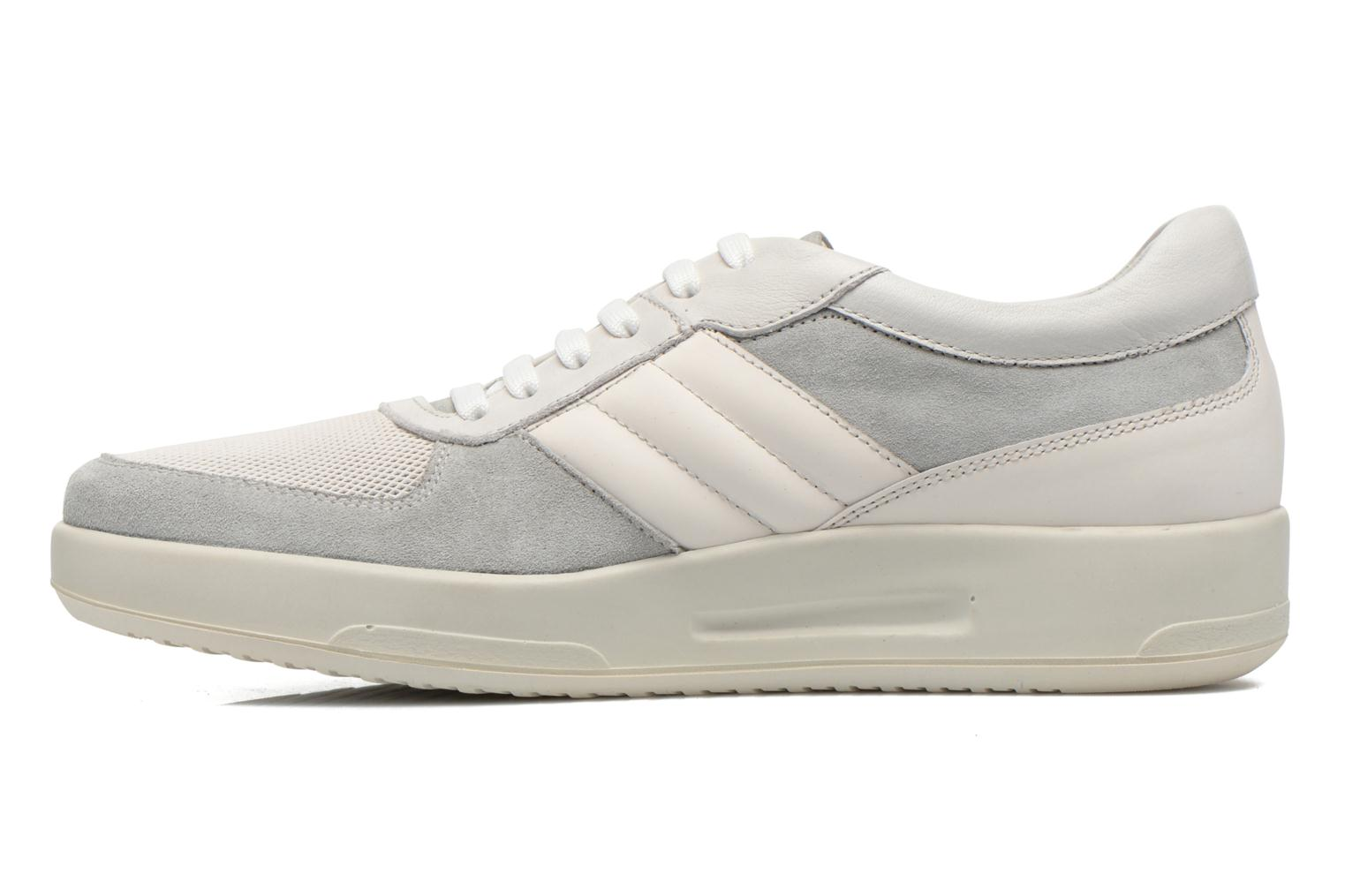 Trainers Lagerfeld John by Lagerfeld White front view
