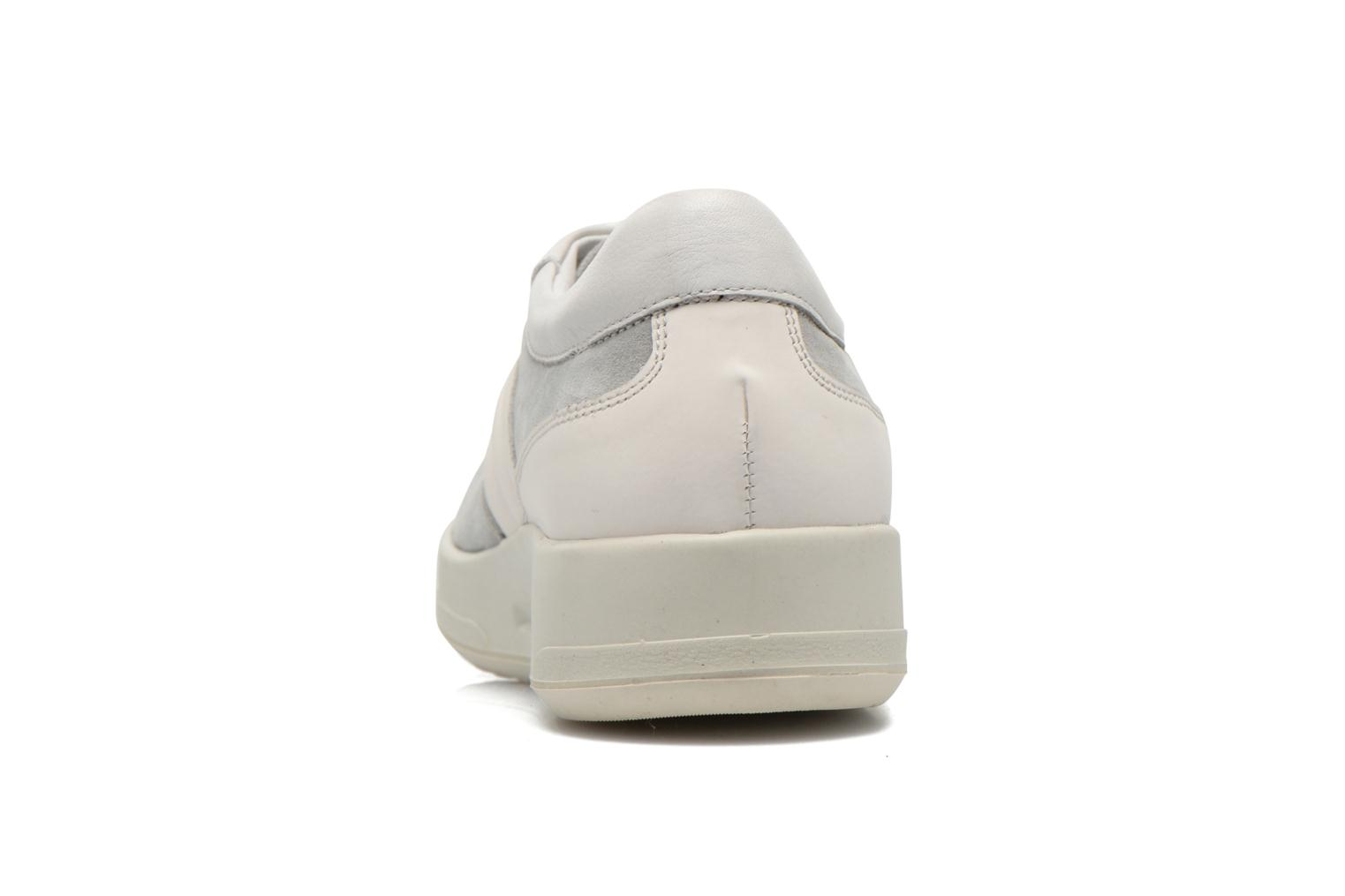 Trainers Lagerfeld John by Lagerfeld White view from the right