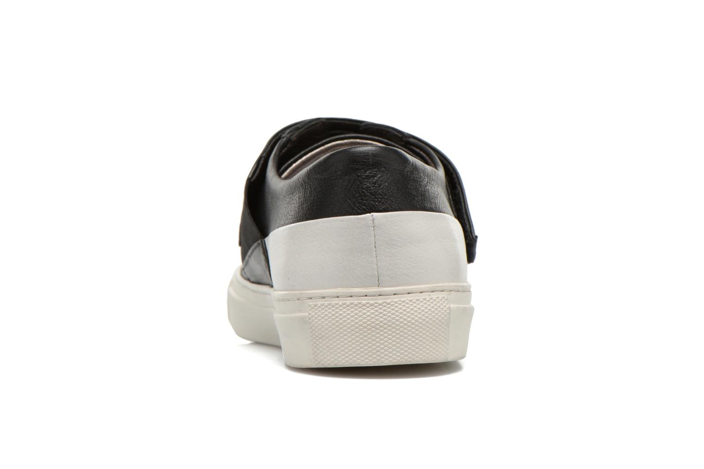 Sneakers Lagerfeld Bob by Karl Lagerfeld Nero immagine destra