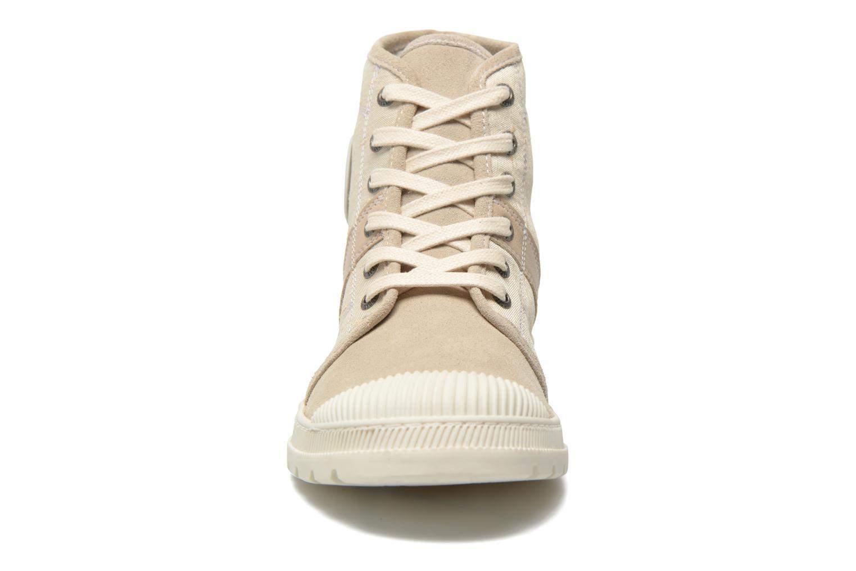 Bottines et boots Pataugas AuthT Beige vue portées chaussures