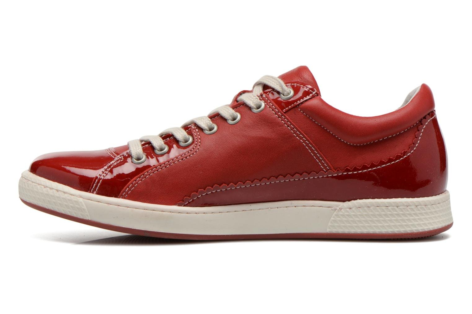 Trainers Pataugas Joka V Red front view