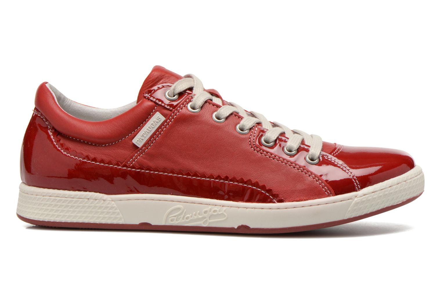Trainers Pataugas Joka V Red back view