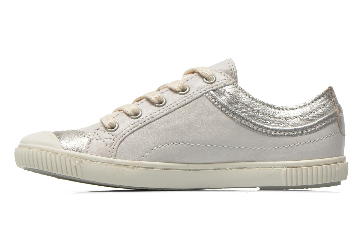 Trainers Pataugas Bisk J White front view