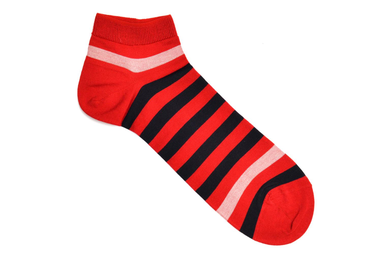 Mini-Socquettes MARITIME STRIPE 8228 Scarlet