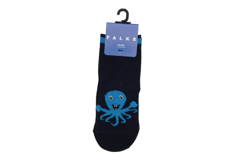Calze e collant Falke Chaussettes Bébé Coton Octopus SO Azzurro modello indossato