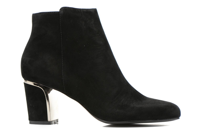 Stiefeletten & Boots Minelli F80 721/VEL schwarz ansicht von hinten