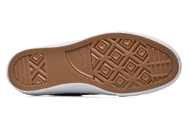 Sneakers Converse Chuck Taylor All Star II Hi W Azzurro immagine dall'alto