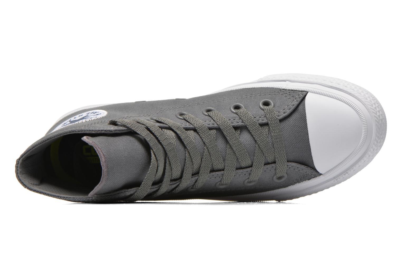 Sneakers Converse Chuck Taylor All Star II Hi W Grigio immagine sinistra