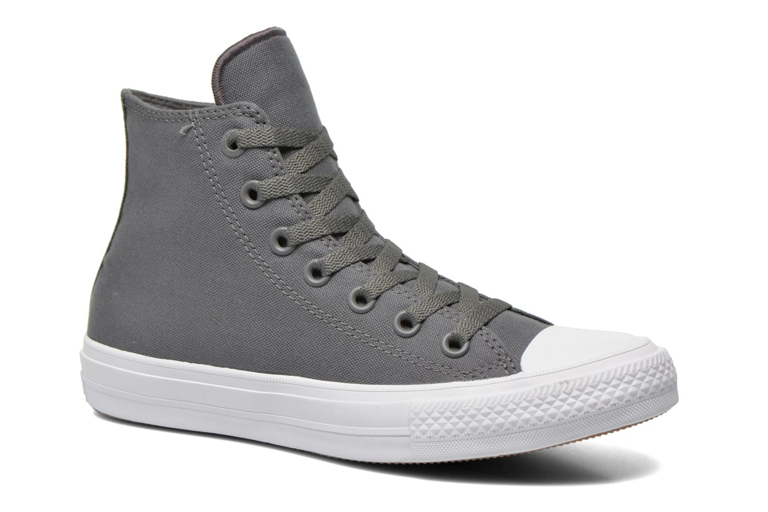 Trainers Converse Chuck Taylor All Star II Hi W Grey detailed view/ Pair view