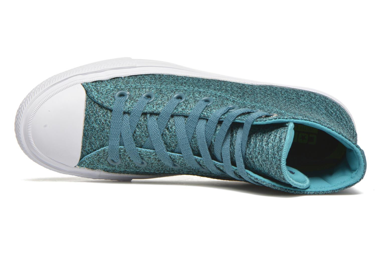 Sneakers Converse Chuck Taylor All Star II Hi W Blauw links