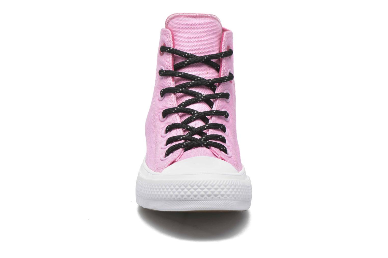 Sneakers Converse Chuck Taylor All Star II Hi W Pink se skoene på
