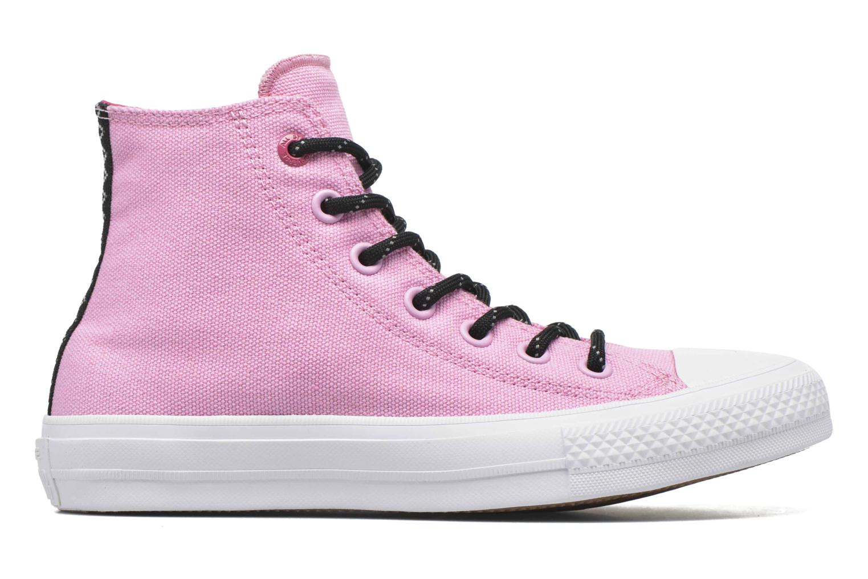 Sneakers Converse Chuck Taylor All Star II Hi W Roze achterkant
