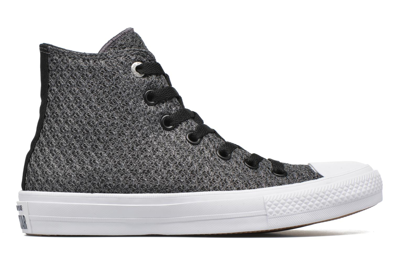 Sneaker Converse Chuck Taylor All Star II Hi W grau ansicht von hinten